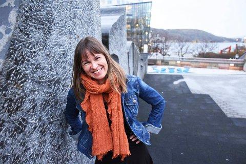 Linda Netland i Filmfond Nord mener dette er den perfekte tiden for å sjekke ut nordnorsk film. Foto: Aleksander Ramberg