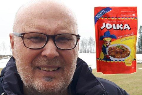 JOIKA: Svein Hagen i Namsos var produksjonssjef for Joikakakene for 40 år siden.