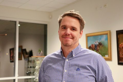 AVGRENSET MILJØ: Smittevernlege Martin Eikrem i Karmøy viser til taushetsplikt og vil ikke gå ut med verken hvilket miljø saken gjelder eller hvilke aktuelle barnehager som er rammet.
