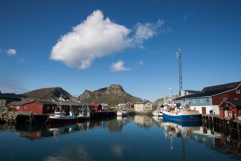 Konstituert rådmann på Værøy, Siw Bankerud, har søkt på stilling som rådmann i Ringebu kommune. Foto: Berit Roald/ NTB scanpix