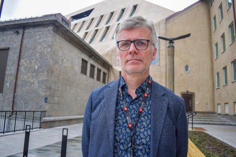 Nå er Tore Tverbakk sjef for både barnehagene og grunnskolene i Bodø.