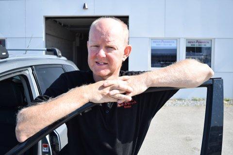 Ben Kåre Lien Tomassen.