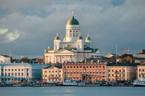 Den finske hovedstaden Helsinki skulle bli et nytt reisemål for oss nordlendinger, men slik blir det ikke før tidligst neste år.