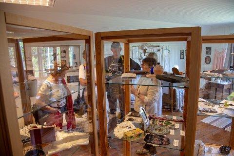 Etter å ha vært stengt i lang tid på grunn av koronasmitten åpner Saltstraumen Museum nå opp igjen.