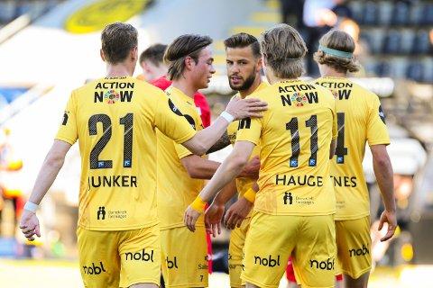 – Det som gjør Glimt spesielt interessante, er at de spiller utrolig god fotball om dagen, sier Erik Solér.