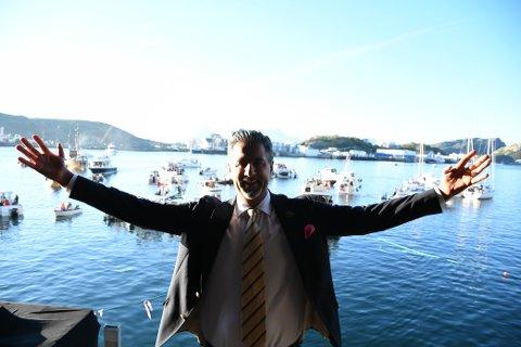 Kulturminister Abid Raja åpnet den 40. utgaven av Nordland Musikkfestuke.