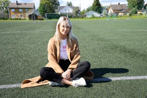 HAR AMBISJONER: Amalie Olufsen (22)  satser for fullt på å slå gjennom som modell internasjonalt. Hun har også prøvd seg som skuespiller det siste året.