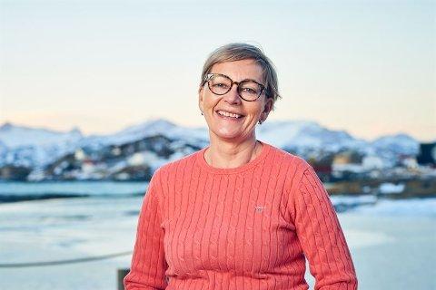 KONSERNSJEF: Tirsdag fikk hun jobben som konsernsjef i Sparebanken Nord-Norge. Men Liv B. Ulriksen som fyller 60 til sommeren har fortsatt den gamle pensjonsavtalen hvor hun både har en rett og en plikt til å gå av som 62 år-åring.