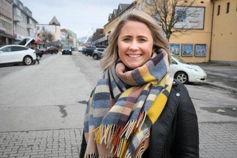 Ingri Marie Sivertsen har vært daglig leder i Nyhamn AS i to år, og kan vise til fremragende resultater i både 2018 og 2019.