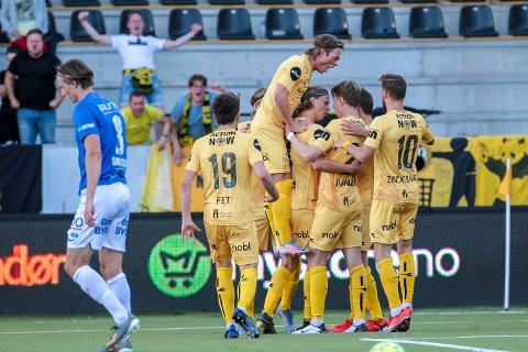 Europa-jubel? 24. september skal Bodø/Glimt opp mot selveste AC Milan på San Siro. Kampen ser du eksklusivt og direkte på an.no og Direktesport.