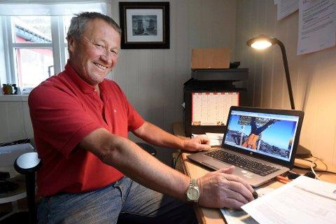 Martin Sivertsen var både aktiv og engasjert. Golfturneringen han var med å opprette lever videre for å hjelpe andre.
