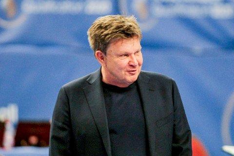 President i Norges håndballforbund, Kåre Geir Lio fikk påvist korona etter en landskamp.