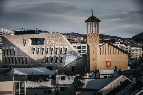 Bodø kommune  har en langt større lånegjeld enn det staten anbefaler.