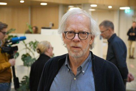 Bekymret: Tor Claudi innrømmer at man er bekymret for utviklingen i Bodø og minner om at selv om mange er fullvaksinert, må man overholde de samme smittevernreglene som før.