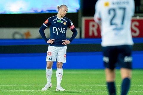 Glimt-aktuelle Lars Jørgen Salvesen mister hele 2021-sesongen grunnet en korsbåndskade