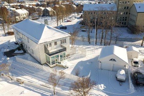 Tid for forandring: Morten Jakhelln har bestemt seg for å selge familieboligen, og om salget går slik som han håper så blir dette den dyreste boligen solgt i Bodø.