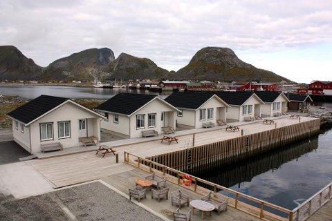 Værøy Lofoten Brygge har blitt Værøy Bryggehotell.