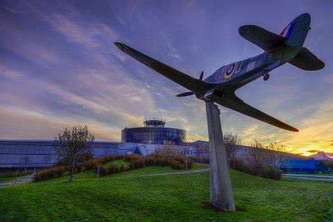 Det kan gå mot en sammenslåing av Luftforsvarsmuseet og Norsk Luftfartsmuseum.