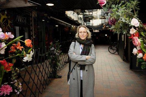 Vivi Stenberg er en av to bodødamer som er nominert til gullrute i mai.