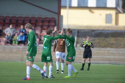Innstranda er en av klubbene i Nordland som har opplevd frafall av fotballspillere under koronapandemien.