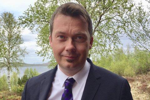 Rune Braseth er HR-sjef i Bodø kommune