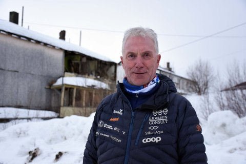 Kritisk: Kjell Basse Lund er sterkt kritisk til at Fauske kommune nå vil fjerne de fem røykdykkerne i Sulitjelma. Endrede oppgaver og mindre behov skal være årsaken til at brannvesenet mener den nye ordningen er forsvarlig.