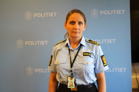 Politiadvokat Monica Nøtland i Nordland politidistrikt bekrefter at det ikke er mistanke om noe straffbart etter brannen i Mosjøen fengsel.