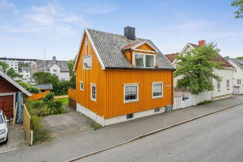 Solid over takst: Biskop Kroghs gate 24 i Bodø.