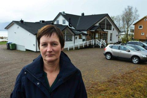 Fortsetter: Mari Wattum har tatt et avgjørende valg; hun fortsetter som leder for likestillingssenteret KUN.