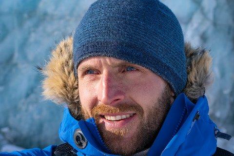 Ser mot nord: Vincent Colliard har opplevd mye spennende i sitt liv. Nå ønsker han å etablere seg i Nordland med nystartet opplevelses-bedrift.