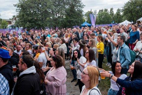 Gatafestivalen i 2019. Foto: Arkiv.