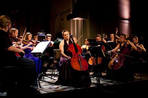 Ensemble Allegria med solist Frida Fredrikke Waaler Wærvågen kommer til Bodø og Nordland Musikkfestuka.