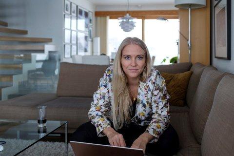 UFAGLÆRTE: Lill Sverresdatter Larsen mener faren for bruk av vold i sykehjem mot pasienter øker med bruken av ufaglærte. Hun ber om et politisk løft.