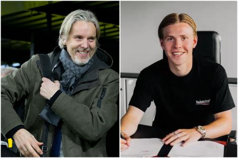 Jan Åge Fjørtoft forteller at Eintracht Frankfurt har fulgt Jens Petter Hauge i lang tid. Nå er han klar for den tyske storklubben.