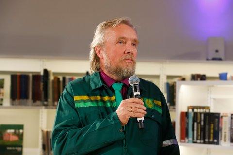 Varaordfører i Bodø, Ola Smeplass, har lagt om kostholdet sitt.