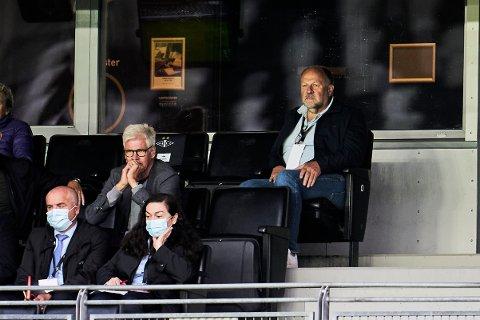 Koteng bekrefter at Kjetil Knutsen fortsatt er aktuell som Rosenborg-trener.