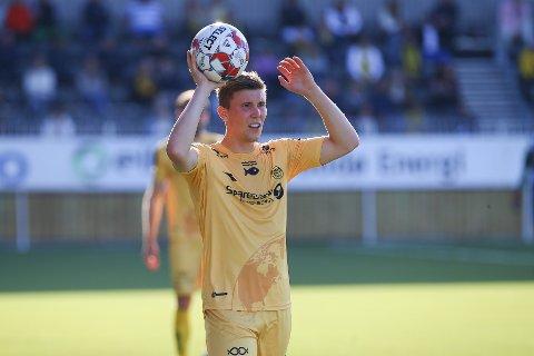 Alfons Sampsted ble matchvinner for Bodø/Glimt i kveldens møte med Alta.