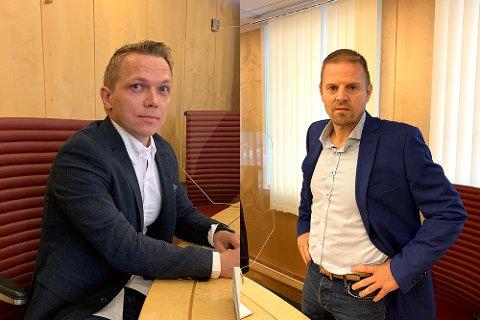 Daniel E. Furnes og Otto Robsahm ventet på penger fra en Brian Borge Skov for å få fart på Trust Technologies. I dag forklarte Skov seg i retten.