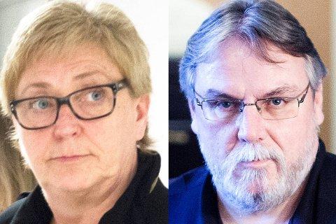 Finn Bjørn Tønder har sagt opp sin stilling ved DNS, og retter samtidig kraftig kritikk mot direktør Bente Hartvedt Ringstad.