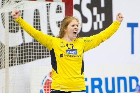 HÅNDBALL: Tertnes - Byåsen Nr 12 Marie Davidsen