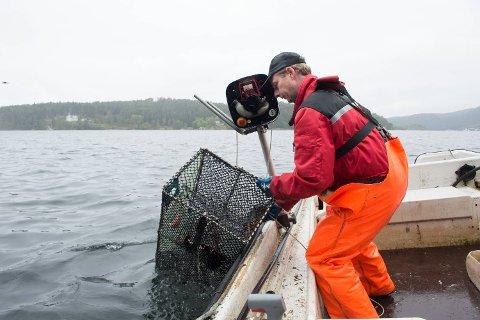 BA ble med Terje Søviknes på fisketur, ikke mindre enn noen dager før tyveriet i helgen.