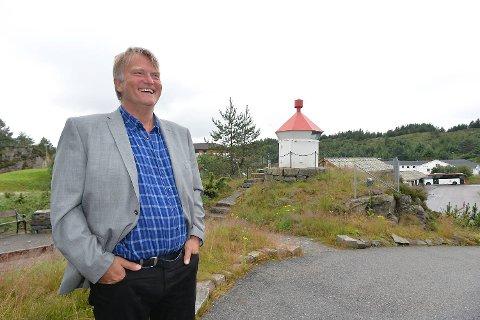 Ove Trellevik er stortingsrepresentant for Høyre. Han har jobbet for filminsentivordningen.