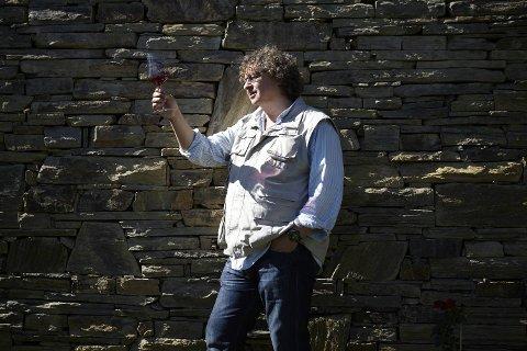 Dirk Niepoort har en imponerende samling med viner som er tilgjengelige på Vinmonopolet. «Fabelaktig» i 2013-utgaven lever virkelig opp til navnet.