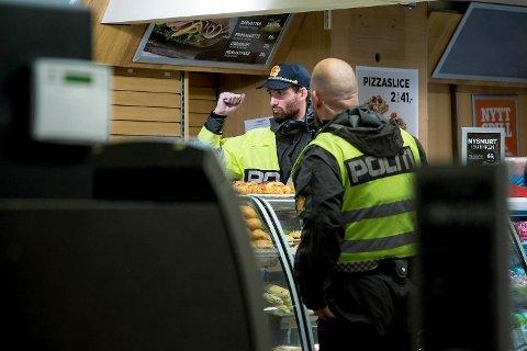 26-åringen ranet 7-Eleven ved Støletorget tre ganger i løpet av oktober i fjor.