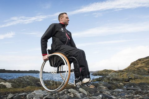 Tommy Urhaug er selvsagt nominert til pris under Idrettsgallaen på Lillehammer over nyttår.