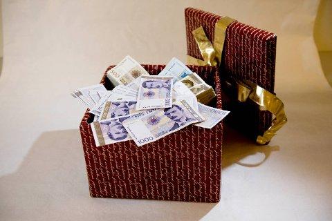 Julegaver - tanken som teller eller pengesluk?