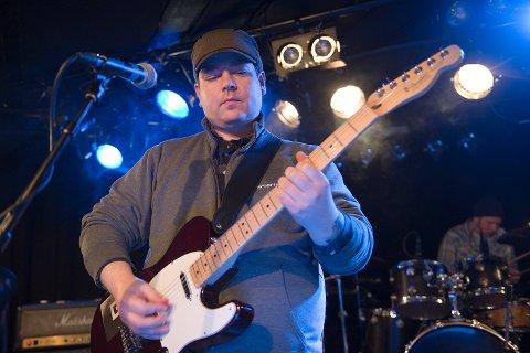 Stor dag: Fredag spilte «Soul Party» sin første store offentlige konsert. Det skjedde på Garage, der de spilte åtte låter før Gatens Evangelium gikk på scenen.