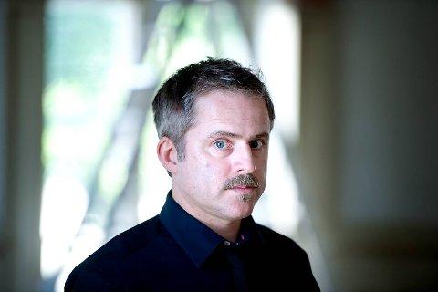 Bergenskunstneren, Morten Traavik er tildelt 10,5 millioner kroner over tre år til kunsten sin.
