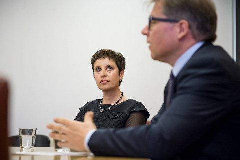 Liv Røssland har vært finansbyråd siden 2010. I forrige måned trakk hun seg. Derfor vil hun ikke kommentere de enorme overskridelsene.