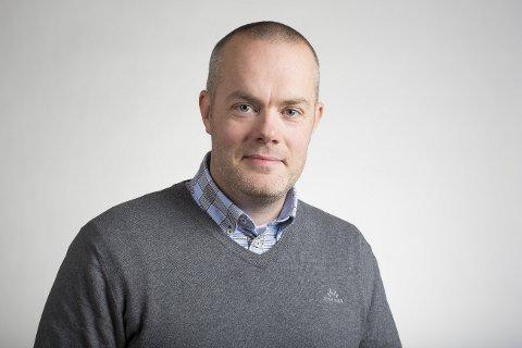 Thomas Stærk, leder ved Seksjon for internettrelatert etterforskningsstøtte ved Kripos.